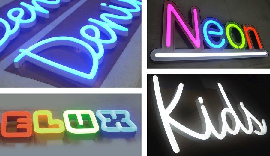 Neon Effect Sample